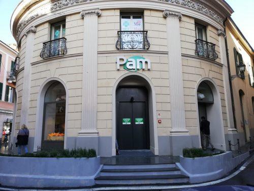 PAM apre in franchising un supermercato a Sanremo