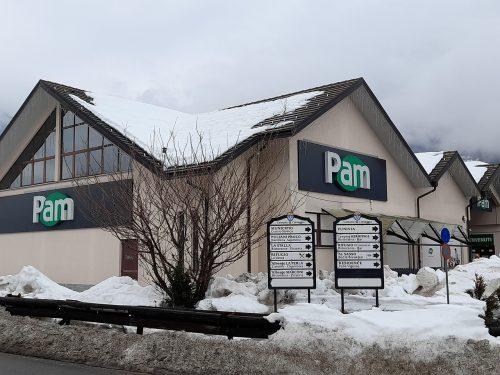 PAM Franchising apre un supermercato a Craveggia (VB) in Val Vigezzo
